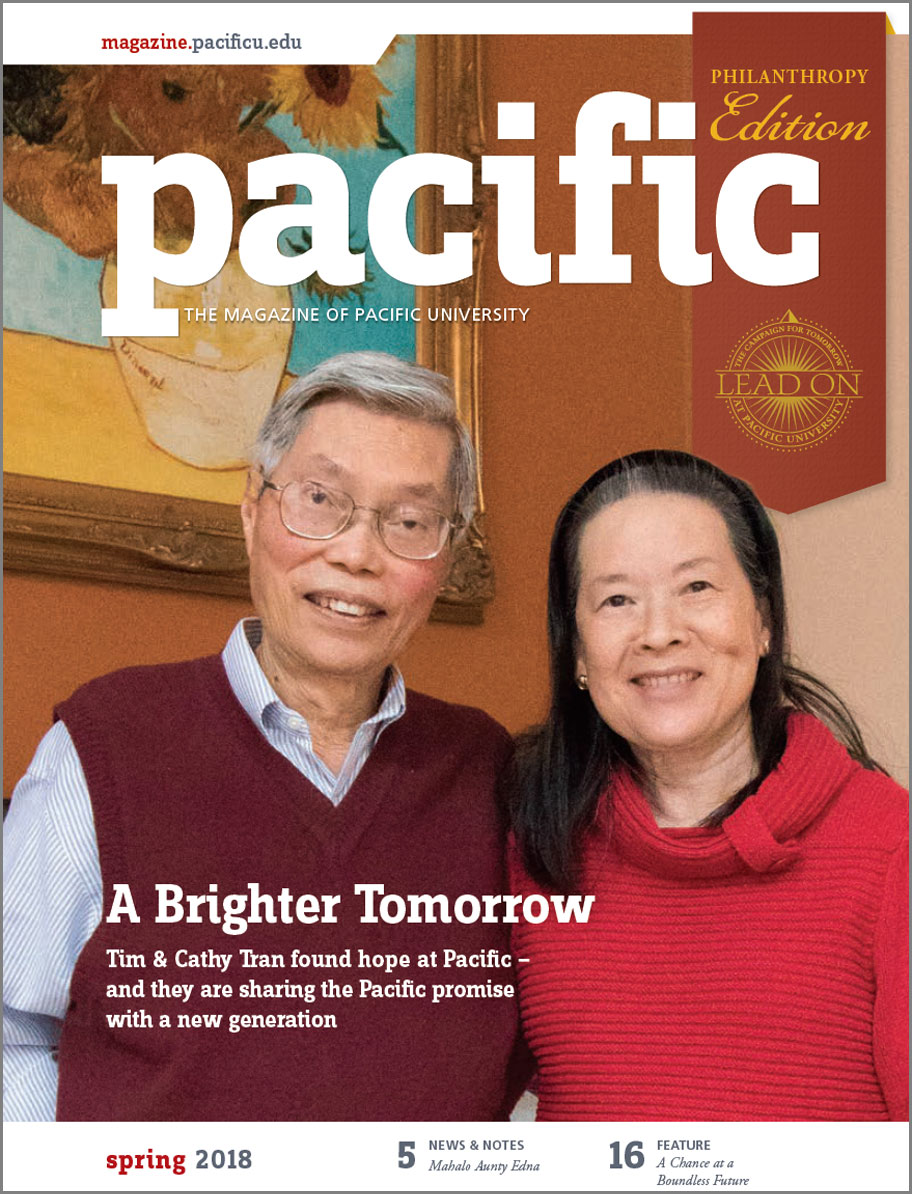 Pacific Magazine cover
